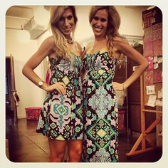 Alice and Trixie Deanna Dress Twins @AliceandTrixie
