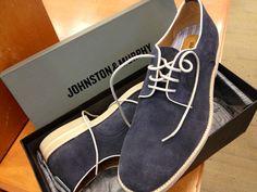 Mis nuevos Johnston & Murphy!