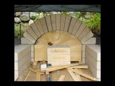 FREE INSTRUCTIONS: How to build a Brick Wood Fired Pizza Oven   hubpages