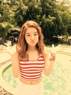 SNSD Sunny♥ Bright, cheery, and happy Sunny!! My first bias in SNSD ^o^ Her name really suits her. :)