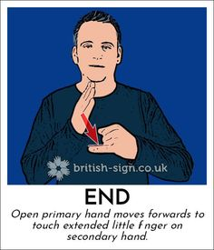 Sign of the Day - British Sign Language - Learn BSL Online British Sign Language Alphabet, English Sign Language, Simple Sign Language, Sign Language Phrases, Sign Language Interpreter, Learn Sign Language, American Sign Language, Language Dictionary, Learn Bsl
