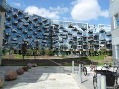 PLOT, BIG – Bjarke Ingels Group, JDS architects, Copenhagen, VM Housing