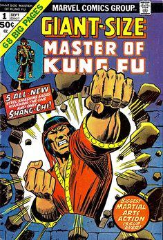 Giant Size Master of Kung Fu 1