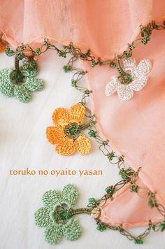 画像4: トゥーオヤの花花ストール