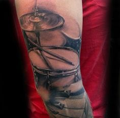 70 Drum Tattoos For Men …