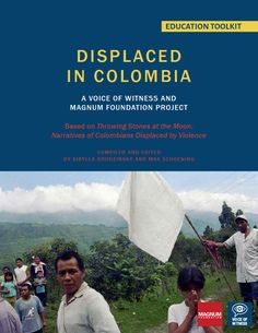 Displaced in Colombiais amultimedia projectthatbrings together oral historyanddocumentary photography to explorecontemporary first-person stories of people impacted by the decades-long violence in Colombia.  For over fifty years, Colombia has been embroiled in internal armed conflict among guerrilla groups, paramilitary militias, and the country's own military. Civilians in Colombia have faced a range of abuses from all