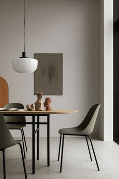 50 Beautiful Scandinavian Dining Room Design Ideas - Now it is easy to dine in style with traditional Swedish dining chairs. Entertain friends as well as show off your wonderful Swedish home furniture.