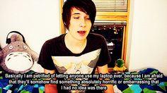 I feel your pain, Dan...