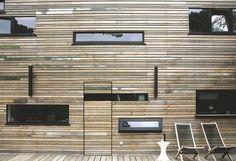 Maison dissymétrique