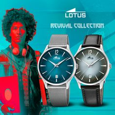 Revival Collection - Lotus Watches