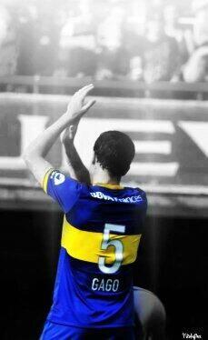 Fernando Gago, Boca Juniors