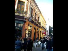 DOMINGO EN SAN TELMO - PLAZA DORREGO - FERIA DE ARTESANOS - BUENOS AIRES - ARGENTINA - YouTube Plaza, Street View, Youtube, Saints, Buenos Aires, Domingo, Places, Youtubers, Youtube Movies