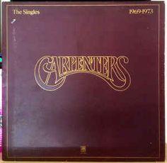 Carpenters - The Singles 1969-1973: buy LP, Album, Comp, Gat at Discogs