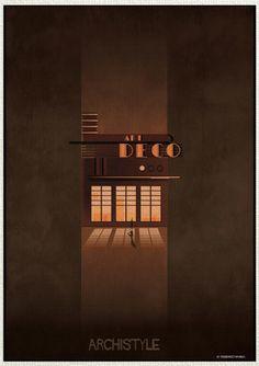 了解世界建築風格的正確姿勢,就在這 16 張插畫裡   ㄇㄞˋ點子