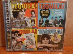 TEQUILA. FOREVER. CD / BMG -1998. 20 TEMAS. CALIDAD LUJO.
