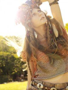 Mayumi Koshiishii #photography | #bohemian #boho #hippie #gypsy