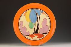 Clarice Cliff Pottery For Sale, Ceramics, Vases, Plates, Sugar Sifters & More