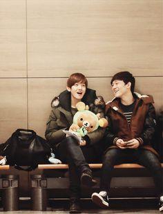 Chen and Baekhyun - EXO