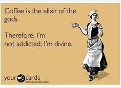 Pagan Humor Because We Get It. Welcome to Pagan Humor! A place to get laughs, the kind that only we as a community would get (or at least make. Coffee Wine, Coffee Talk, Coffee Is Life, I Love Coffee, My Coffee, Coffee Break, Coffee Lovers, Coffee Drinks, Morning Coffee