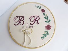 Hand Embroidery Patterns Free, Basic Embroidery Stitches, Embroidery Letters, Creative Embroidery, Hardanger Embroidery, Embroidery Hoop Art, Cross Stitch Embroidery, Embroidery Designs, Sewing Art