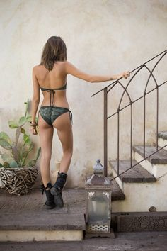 Sexy Swimsuit For Women Tie Dye Bikini Set Trendy Bathing Bohemian Bikini, Sexy Bikini, The Bikini, Bikini Tops, Sheer Swimsuit, Boho Chic, Style Boho, Retro Style, Bikini Set