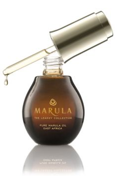 The Leakey Collection Marula Oil Best for getting glowing skin:  Marula oil  increases skin firmness and brightness