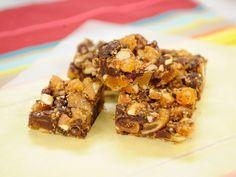 Aztec Fruit Bars Recipe : Marcela Valladolid : Food Network - FoodNetwork.com