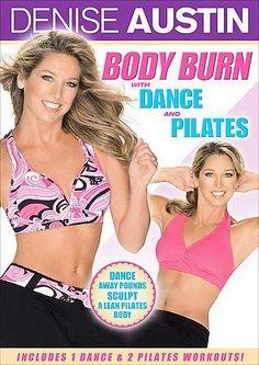 Denise Austin: Body Burn With Dance And Pilates