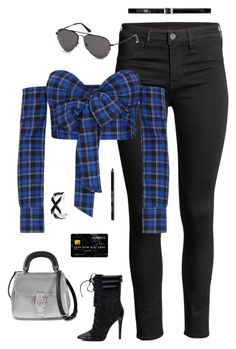 """""""Untitled #615"""" by styleswavington on Polyvore featuring Burberry, Balenciaga, Urban Decay and Yves Saint Laurent"""