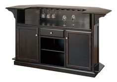 Amish Caledonia Indoor Home Bar American Gun Cabinet Collection Kick back and relax with a cold beer or cocktail in the comfort of your own home by bringing the bar to you with this beautifully made Amish Caledonia Indoor Home Bar. Bar Storage Cabinet, Drawer Shelves, Door Shelves, Storage Shelves, Shelf, Door Storage, Wine Storage, Shelving, Amish Furniture
