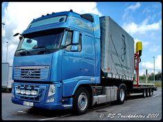 VOLVO FH13-480 Globetrotter XL - BJ-Trucks - Sweden | Flickr - Photo Sharing!