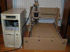 "CNC machine v2.1 - aka ""Valkyrie Reloaded"" | Let's Make Robots!"