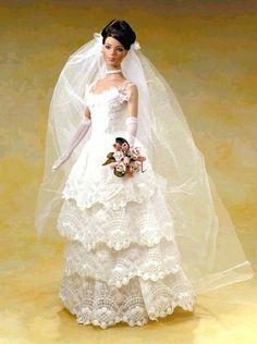 wedding barbie: