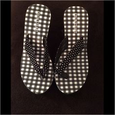 Flip-flops Polkadotted flip-flop Shoes