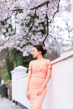 Miss Sakura: Spring Fashion photoshoot in Regent's park, London Cherry Blossom Pictures, Sakura Cherry Blossom, Cherry Blossoms, Coachella Festival, Festival Style, Festival Fashion, Spring Photography, Lifestyle Photography, Spring Blossom