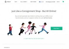 (This link will give you a FREE $10 Credit!) Another Shopping App I'm obsessed with. ThredUp sells lightly used women's and kids clothing... Some new with tags... I'm obsessed because I send them my clothes and make money too!!