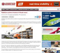 Palletforce achieves Investors in People Award