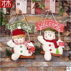 Aliexpress.com: Comprar Adornos muñecos De Navidad Regalos de Navidad Decoración De Navidad Navidad 2017 Moda Para El Hogar Ornamento Del Árbol Christams de decorations for home fiable proveedores en FENGCHAO Store