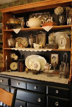 Antique collection. LOVE