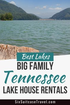 Cabin Rentals In Tennessee, Lake House Rentals, Tennessee Vacation, Vacation Home Rentals, Vacation Trips, Family Vacations, Vacation Ideas, Ski Europe, Watauga Lake