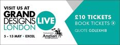 Come and see us at grand designs live London excel Use the promo code for discounted tickets London Quotes, Grand Designs Live, Teak Garden Furniture, Teak Table, Books, Libros, Book, Book Illustrations, Libri
