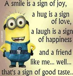 The Best Quotes By Minions