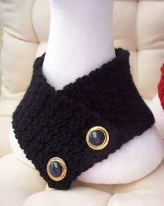 Which Stitch Neck Warmer            What's with the name?   Which Stitch.   Well this stitch has  more than one name.   The UP and...