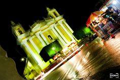 Iglesia Católica de Huehuetenango