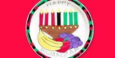 Kwanza Principles Plate
