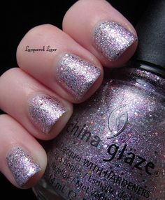 Lacquered Lover: China Glaze Prismatic Chroma Glitters for Spring 2012     #chinaglaze #prismatic #nail