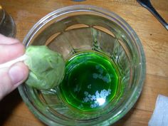 "Green Dragon - The final soluble for drawing out the THC is alcohol. Whenever you use heat and alcohol together, you must be EXTREMELY CAREFUL as alcohol is flammable. This process will make it a safer means to make this drink which can be ""kick ass"" when drunk so take it easy as alcohol alone will twist your thinking, add the gange and you will be flying."