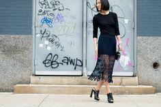 10 Fresh New Ways to Wear the Midi Skirt for Spring  - ELLE.com