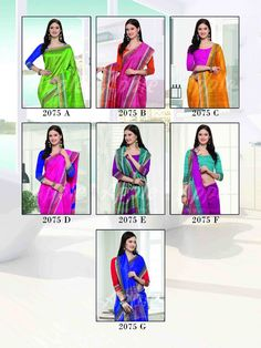 Brand-#Apple Saree Catlog Name-#Kasturi Silk Serise-2075 A To G  For Inquiry and Order : WhatsApp on +917878817191 or visit www.thestyle.in/  #Apple Saree #Designer Sarees #Partywear Sarees #Printed Sarees #Embroidery Work Sarees #Stone Work Sarees #Heavy Blouse Sarees #Heavy Lace Border Sarees #Digital Printed Sarees #CottonSilk Sarees #PureSilk Sarees #Kanjivaram Sarees #Weightless Sarees #Georgette Sarees #Shaded Print Sarees #Faux Georgette Sarees  #Supplier from Surat #The Style #The…