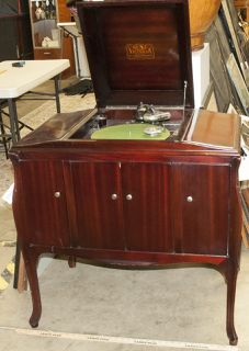 Antique Phonograph Cabinet | Antique Phonographs | Pinterest ...